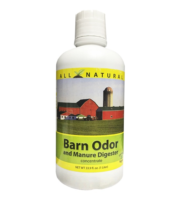 Barn Odor and Manure Digester 33.9 oz.