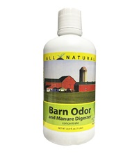 Carefree Enzymes Barn Odor and Manure Digester 33.9 oz.