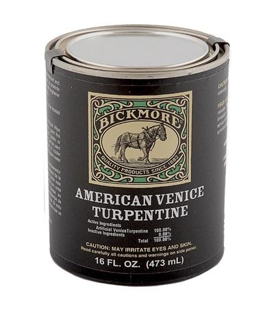 Bickmore® American Venice Turpentine 16 oz.