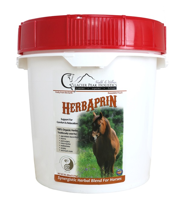 Glacier Peak Holistics HerbAprin Powder for Horses 2 lbs.
