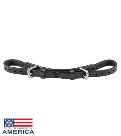 Feather-Weight® Leather Jaw Strap