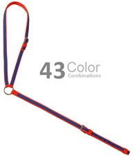Two Tone Racing Martingale Yoke