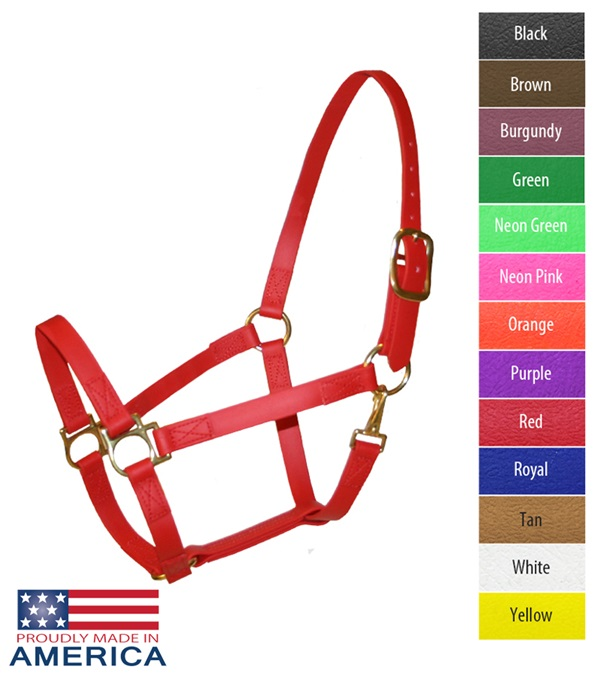 "Feather-Weight® Beta 1"" Track Halter"