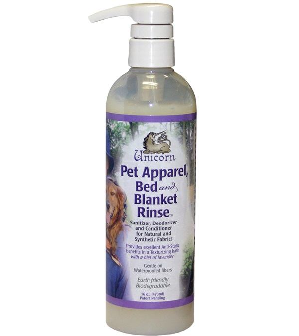 Pet Bed & Blanket Rinse™ 16 oz.