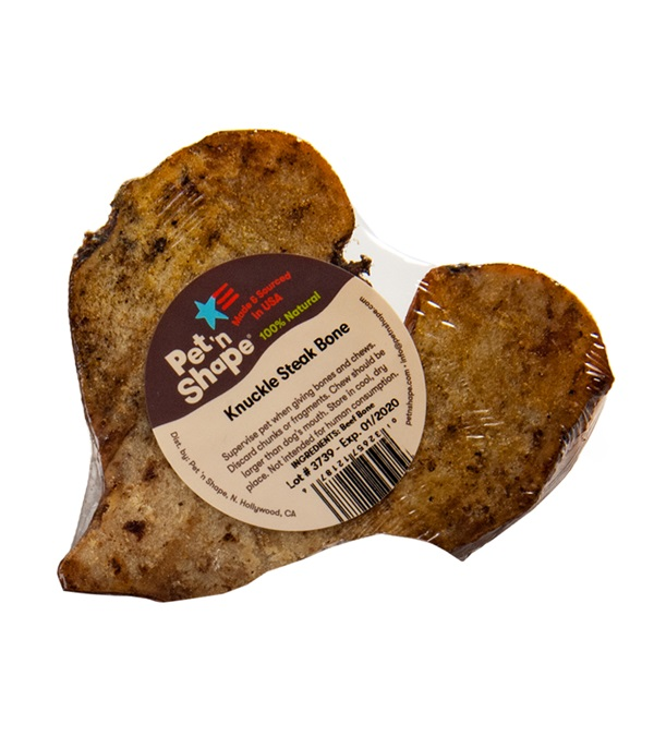 Pet 'n Shape® Knuckle Steak All-Natural Dog Treats