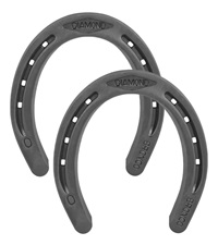 Diamond® Bronco Plain Horseshoes