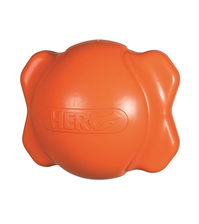 Hero Squeaker Nub Bone Ball