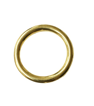 Halter Ring Solid Brass
