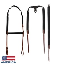 Leather Replacement Suspender Set for #FW47 Elbow Boots