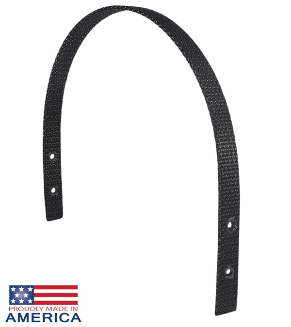 Feather-Weight® Nylon Noseband with Holes