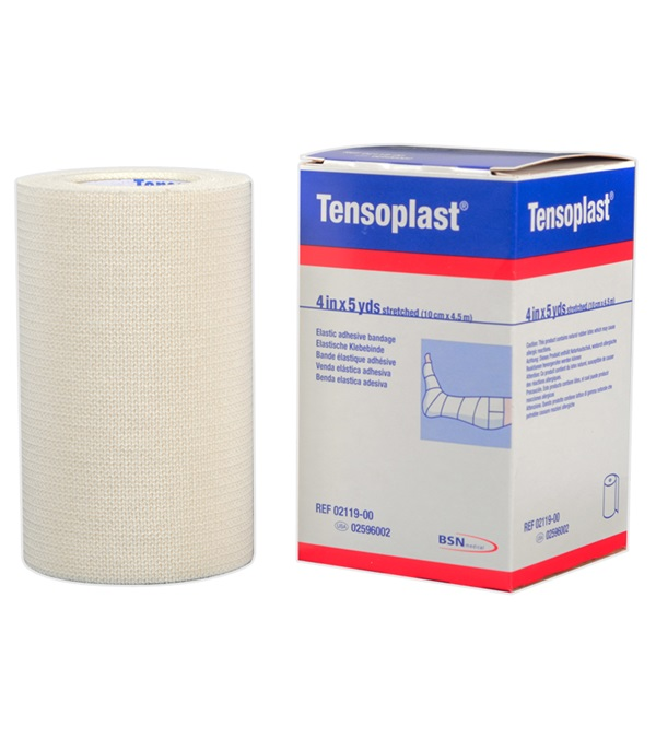 "Tensoplast® 4"" x 5 yards"