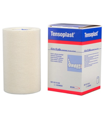 """Tensoplast® 4"""" x 5 yards"""