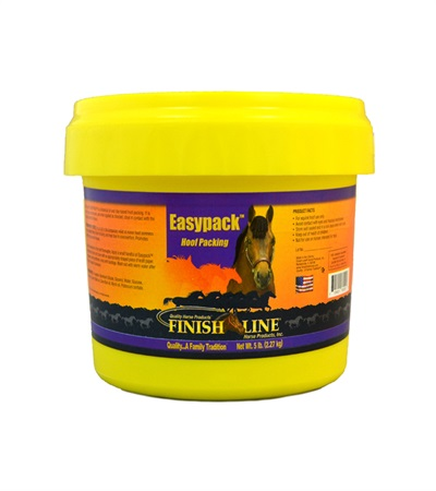 Finish Line® Easypack™  Hoof Packing 5 lbs.