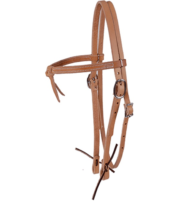 Futurity Knot Headstall