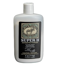 Bickmore® Super H Antiseptic Powder 4 oz.