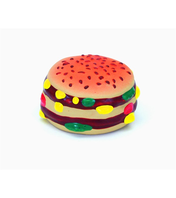 "Rascals® Latex Hamburger 2.5"""