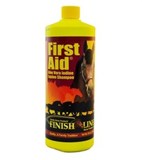 Finish Line® First Aid® Shampoo 34 oz.