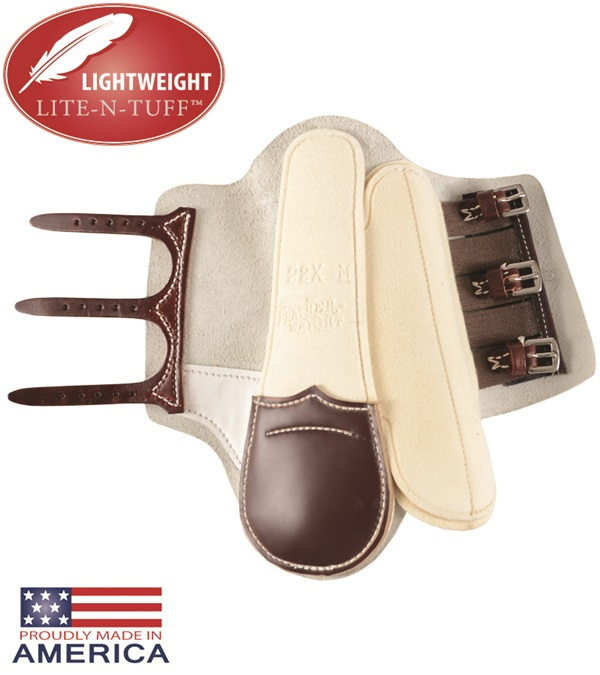 LITE-N-TUFF® Feather-Weight® Shin, Ankle & Tendon Boots