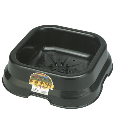 Mineral & Salt Block Pan 10 qt.