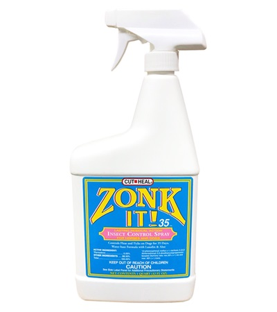 Cut Heal® Zonk It! 35™ Insect Control Spray 32 oz.