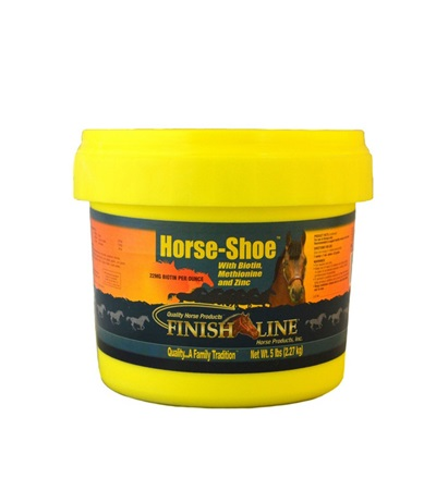 Finish Line® Horse-Shoe™ 5 lb.