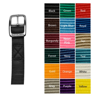 Replacement Strap with Buckle