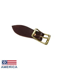 Feather-Weight® Replacement Leather Front Strap with Buckle