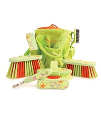 Equestria™ LUCKYSTAR™ Grooming Kit Lime