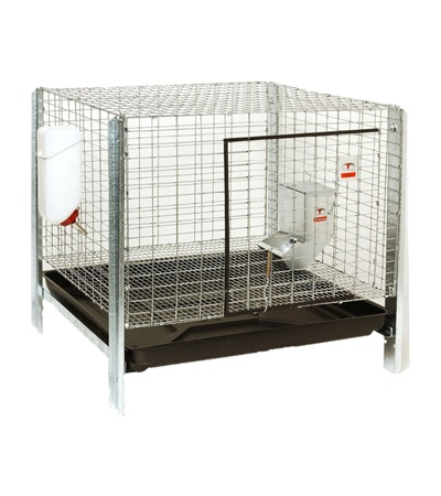 Pet Lodge™ Rabbit Hutch Complete Kit