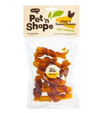 Pet 'n Shape® Chik 'n Sweet Potato All-Natural Dog Treats