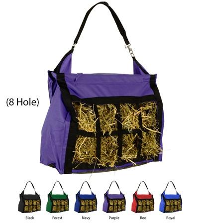 Slow Feed Hay Bag (8 Hole)