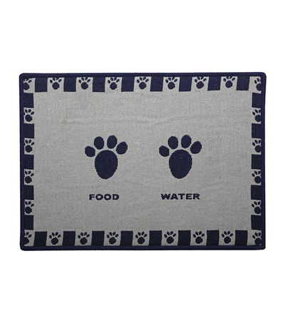 Indipets™ Food and Water Pet Place Mat