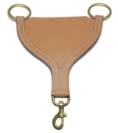 Leather Bib Fork