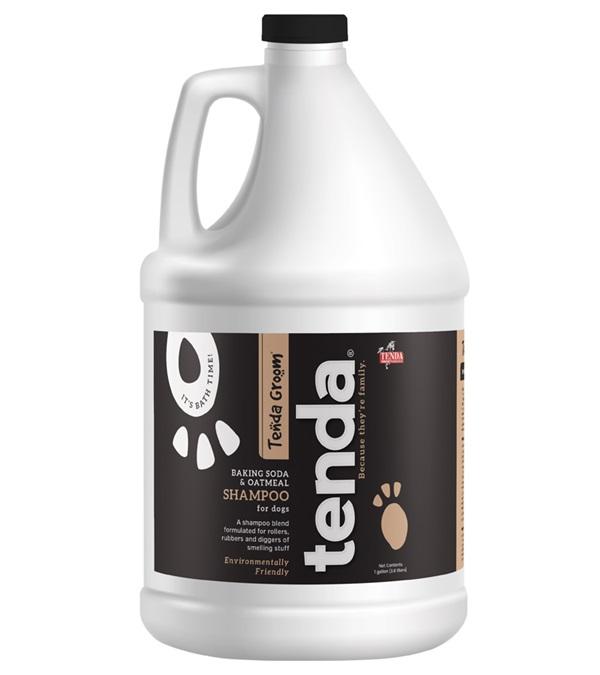 Tenda Groom® Baking Soda & Oatmeal Shampoo Gallon