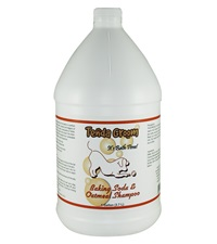 Tenda Groom® Baking Soda & Oatmeal Shampoo Gallon