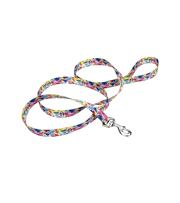 "Pet Attire® Styles Leash 3/4"" x 6'"