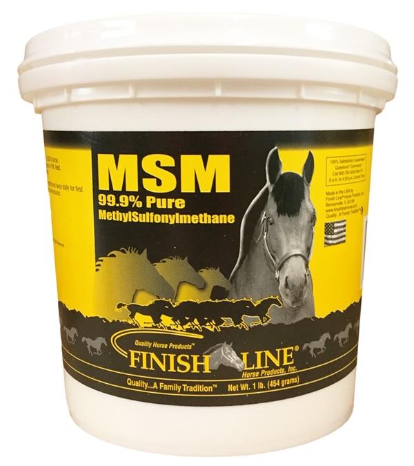 Finish Line® MSM 99.9% Pure 1 lb.