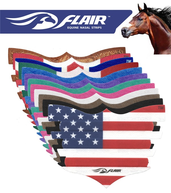 Flair® Equine Nasal Strip (single pack)