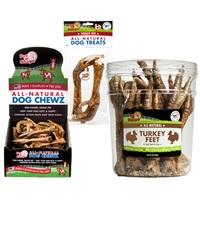 Pet 'n Shape® Turkey Feet All-Natural Dog Treats