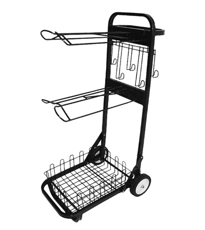 Roll Along Tack Caddy