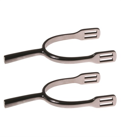 Stainless Steel P.O.W. Spurs