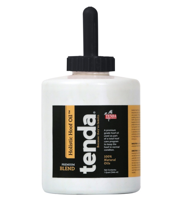 Tenda® Holistic Hoof Oil™ 32 oz.
