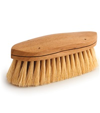 """Equestria™ Gold Charger Finishing Brush 8-1/4"""""""
