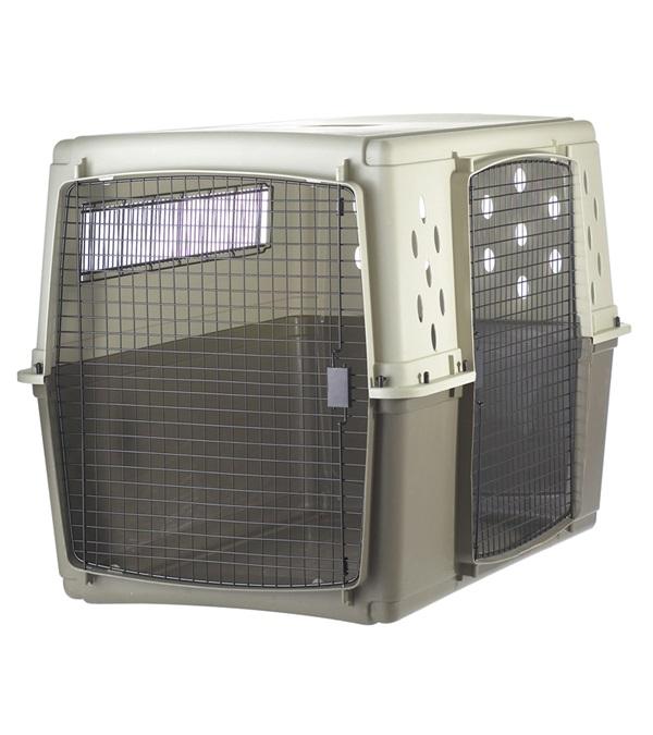 Pet Lodge™ Double Door Crate