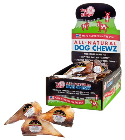 Pet 'n Shape® Beef Scapula All-Natural Dog Treats
