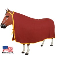 "Parkston Cooler Taped & Bound 90""x 96"" Yukon Fleece"