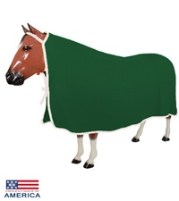 "Parkston Cooler Taped & Bound 90"" x 96"" Yukon Fleece"