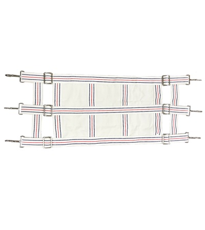 Cotton Stall Guard Closed Front