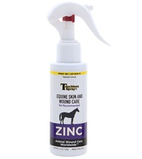 Touchless Spray®  Zinc Equine Skin & Wound Care 4.5 oz.