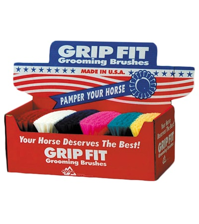 Decker Grip Fit Grooming Brush Assortment